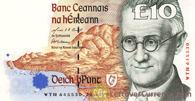 old currency in ireland