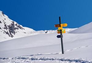 swiss alps border